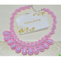 буси (01-20) рожевий 1шт.