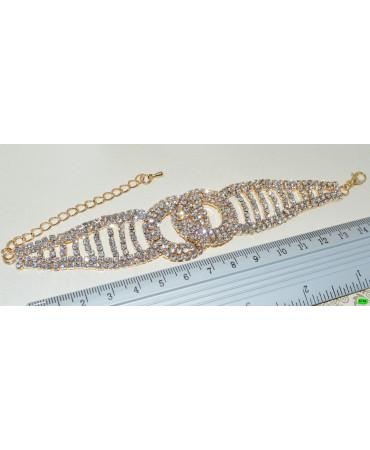 браслет (01-38) золото 1шт.