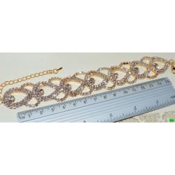 браслет (01-41) золото 1шт.