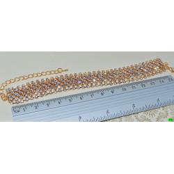 браслет (01-45) золото 1шт.