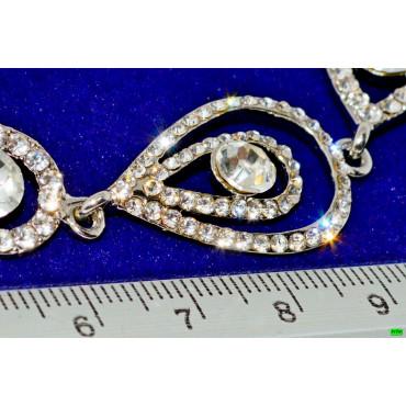 браслет (01-72) белый 1шт.