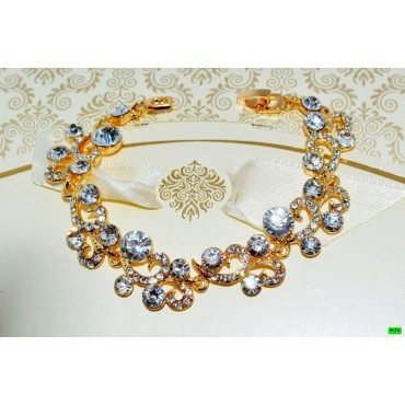 браслет (01-73) золото 1шт.