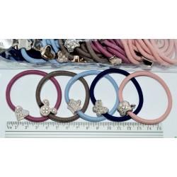 резинка (01-11) кольорова 10шт