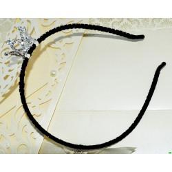 обруч (02-52) серебро 1шт.