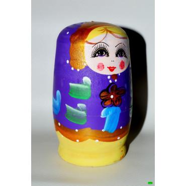 Матрёшка (01-00) фиолет