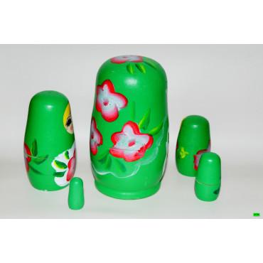 Матрёшка (01-01) зелень