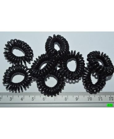 Резинка (03-82) чёрная 10шт.