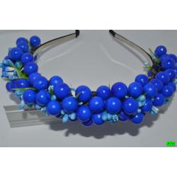 веночок (01-14) синий 1шт.