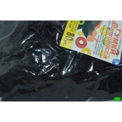 резинка (03-13) чёрная 80шт.