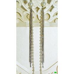 серьги (05-73) серебро 1шт.