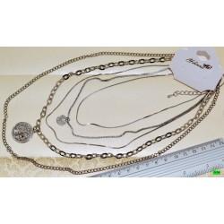 підвіска (01-31) срібло 1шт.