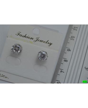 серьги (03-96) серебро 1шт.