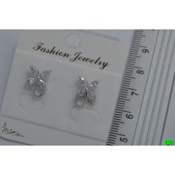 серьги (03-92) серебро 1шт.