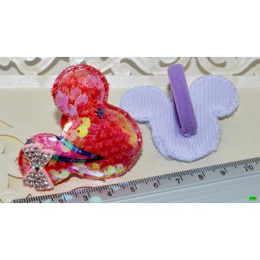 Детская резинка (01-40) mikky 6шт.
