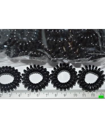 Резинка (03-81) чёрная 10шт.
