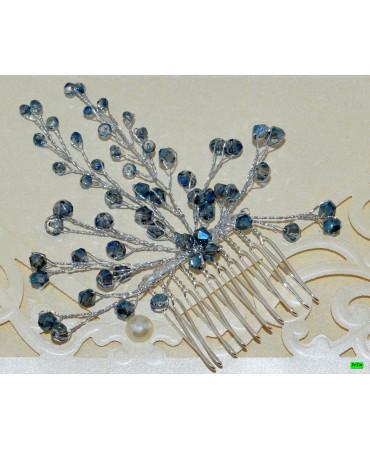 гребешок (01-01) синий 1шт.