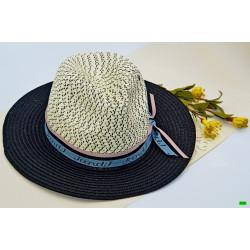 шляпка (01-11) синий 1шт.