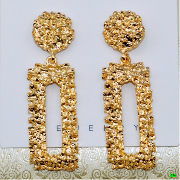 серьги (04-04) золото 1шт.