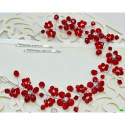 веточка (01-36) красный 1шт.