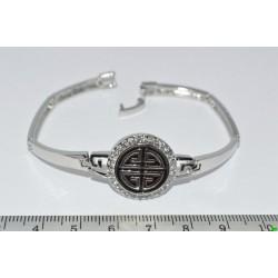 браслет (01-81) серебро 1шт.