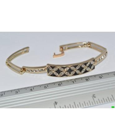браслет (01-83) золото 1шт.