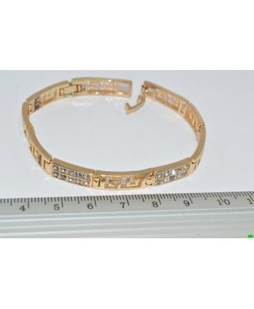 браслет (01-84) золото 1шт.
