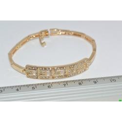 браслет (01-85) золото 1шт.