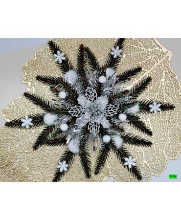 композиция (01-01) серебро 1шт.