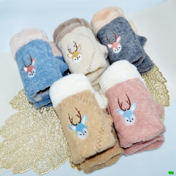 перчатки (01-23) 3пар