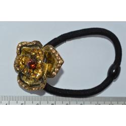Резинка (02-55) жёлтая 1шт.