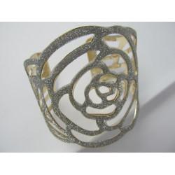 браслет (01-12) серебро 1шт.