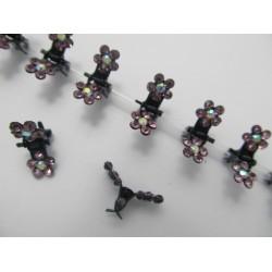 краб (01-49) фиолет 12шт.